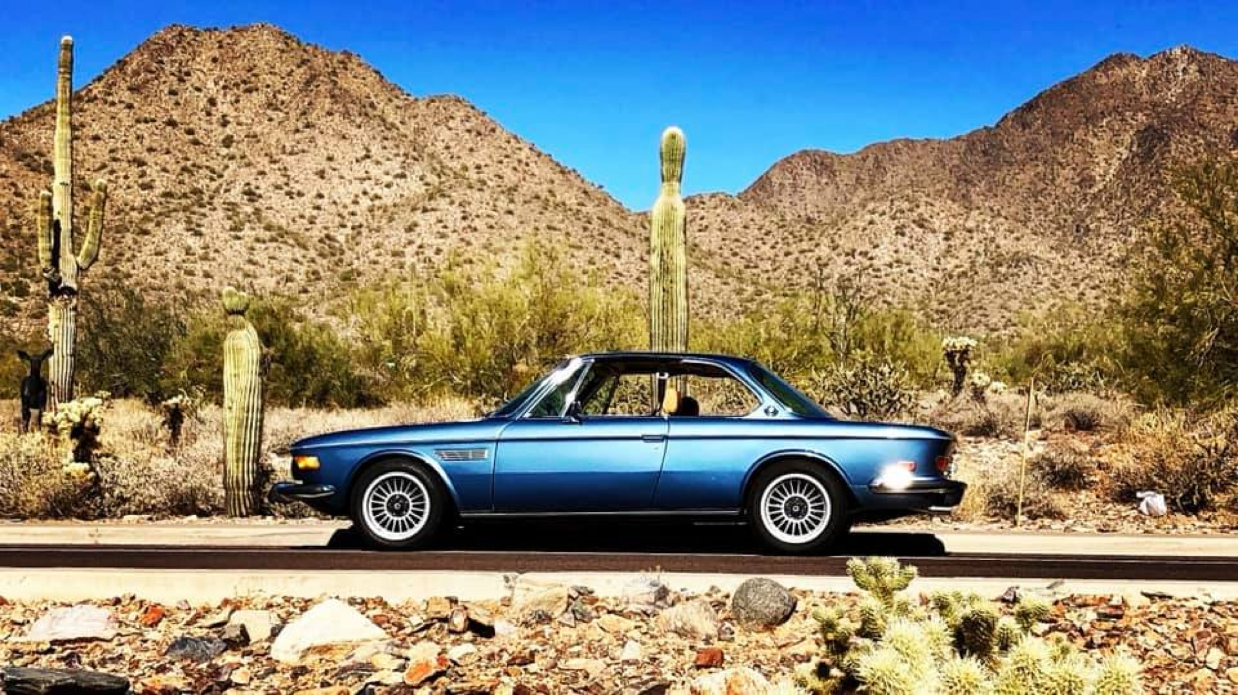 Header Image - Roadrunner Chapter - BMW Car Club of America